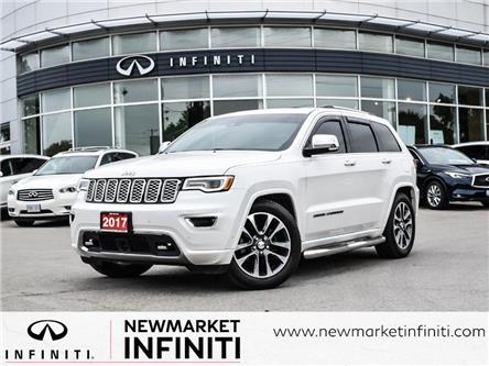 2017 Jeep Grand Cherokee Overland (Stk: 21Q6012AA) in Newmarket - Image 1 of 30