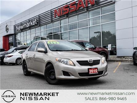 2010 Toyota Corolla CE (Stk: 21K048A) in Newmarket - Image 1 of 16