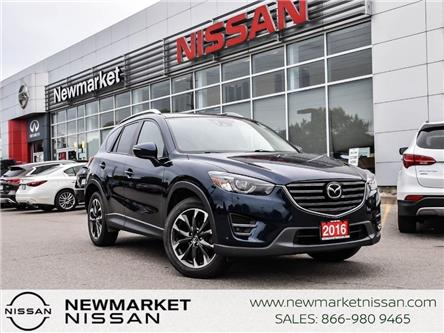 2016 Mazda CX-5 GT (Stk: 229008A) in Newmarket - Image 1 of 28