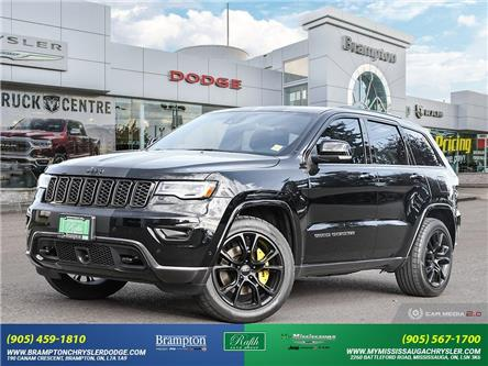2018 Jeep Grand Cherokee Limited (Stk: 14285) in Brampton - Image 1 of 30