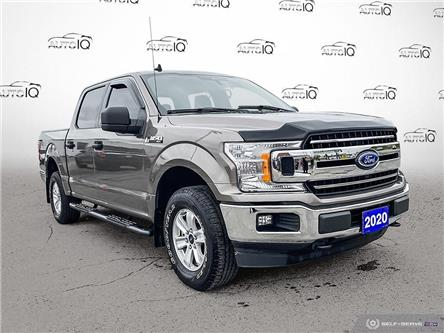 2020 Ford F-150 XLT (Stk: 1FTEW1) in St. Thomas - Image 1 of 29