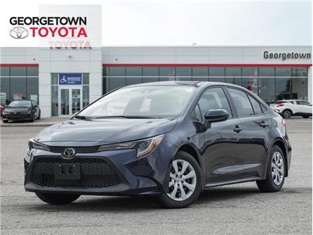 2021 Toyota Corolla LE (Stk: 21CR516) in Georgetown - Image 1 of 20