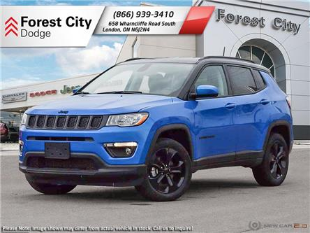 2021 Jeep Compass Altitude (Stk: 21-9024) in London - Image 1 of 22