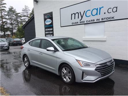 2019 Hyundai Elantra Preferred (Stk: 210803) in Ottawa - Image 1 of 21