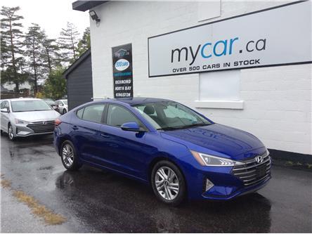 2020 Hyundai Elantra Preferred (Stk: 210902) in Ottawa - Image 1 of 21