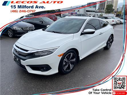 2018 Honda Civic Touring (Stk: 450813) in Toronto - Image 1 of 8