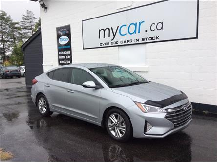 2020 Hyundai Elantra Preferred (Stk: 210886) in Ottawa - Image 1 of 21