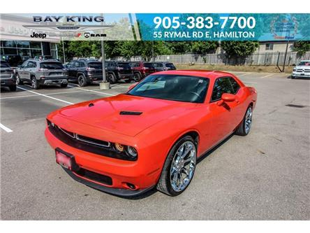 2017 Dodge Challenger SXT (Stk: 217153A) in Hamilton - Image 1 of 21