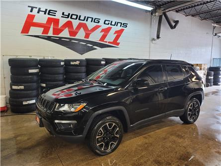 2020 Jeep Compass Sport (Stk: 807401A) in Orillia - Image 1 of 27
