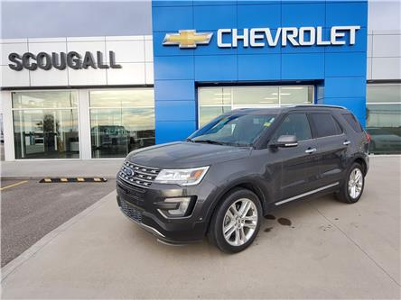 2017 Ford Explorer Limited (Stk: 229090) in Fort MacLeod - Image 1 of 18