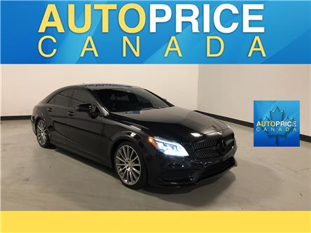 2015 Mercedes-Benz CLS-Class Base (Stk: A2113A) in Mississauga - Image 1 of 27