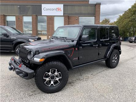 2021 Jeep Wrangler Unlimited Rubicon (Stk: C6501) in Concord - Image 1 of 5