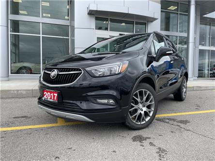 2017 Buick Encore Sport Touring (Stk: NR15516) in Newmarket - Image 1 of 28