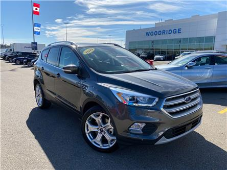 2019 Ford Escape Titanium (Stk: M-1541A) in Calgary - Image 1 of 27