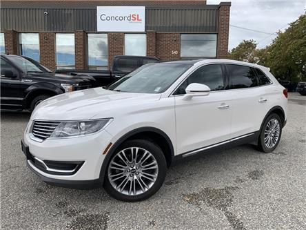 2018 Lincoln MKX Reserve (Stk: C6514) in Concord - Image 1 of 5