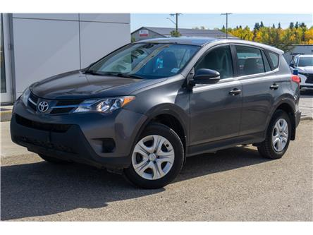 2013 Toyota RAV4 LE (Stk: P21-208) in Edson - Image 1 of 16