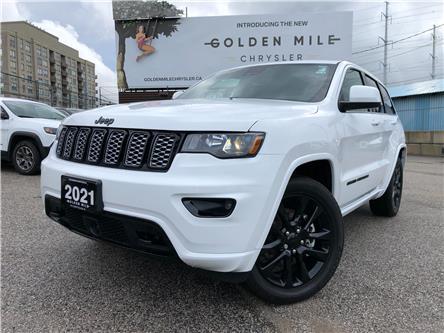 2021 Jeep Grand Cherokee Laredo (Stk: 21237A) in North York - Image 1 of 30