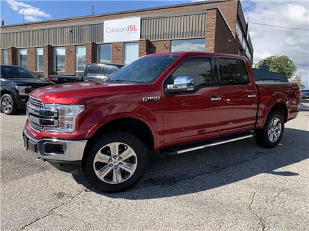 2018 Ford F-150 Lariat (Stk: C6515) in Concord - Image 1 of 5