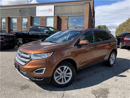 2017 Ford Edge SEL (Stk: C6516) in Concord - Image 1 of 5