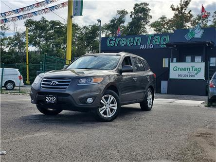2012 Hyundai Santa Fe Limited 3.5 (Stk: 5645) in Mississauga - Image 1 of 30