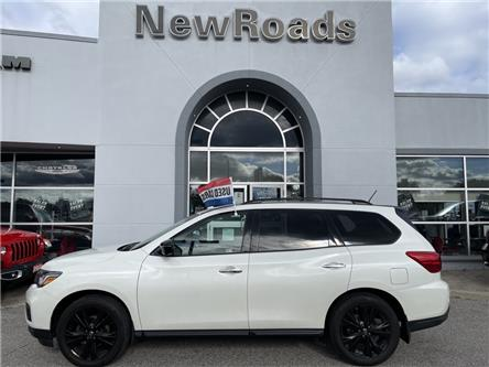 2018 Nissan Pathfinder Midnight Edition (Stk: 25796P) in Newmarket - Image 1 of 15