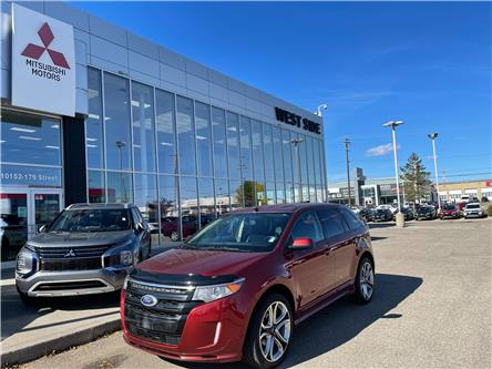 2014 Ford Edge Sport (Stk: 22601A) in Edmonton - Image 1 of 25