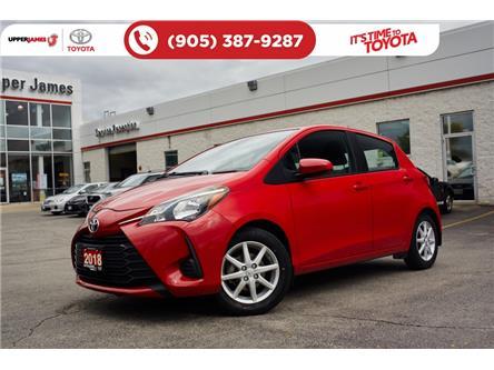 2018 Toyota Yaris LE (Stk: 98344) in Hamilton - Image 1 of 24