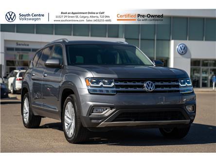 2018 Volkswagen Atlas 3.6 FSI Highline (Stk: 10405A) in Calgary - Image 1 of 43
