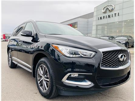 2018 Infiniti QX60 Base (Stk: H9802A) in Thornhill - Image 1 of 19