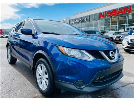 2017 Nissan Qashqai S (Stk: N2323A) in Thornhill - Image 1 of 20