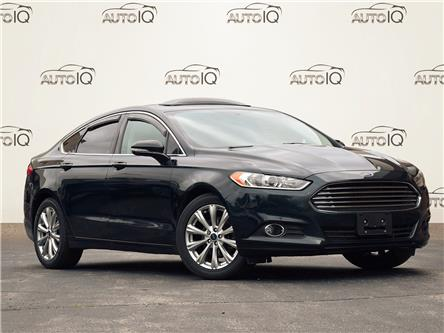 2014 Ford Fusion SE (Stk: IQ075A) in Waterloo - Image 1 of 28
