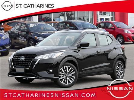 2021 Nissan Kicks SV (Stk: KI21091) in St. Catharines - Image 1 of 23