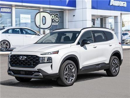 2022 Hyundai Santa Fe LIMITED EDIT AWD AUT (Stk: 22798) in Aurora - Image 1 of 23