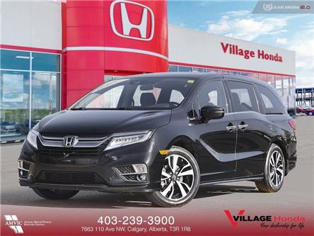 2018 Honda Odyssey Touring (Stk: VM0095A) in Calgary - Image 1 of 27