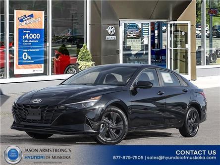 2022 Hyundai Elantra Preferred (Stk: 122-088) in Huntsville - Image 1 of 23