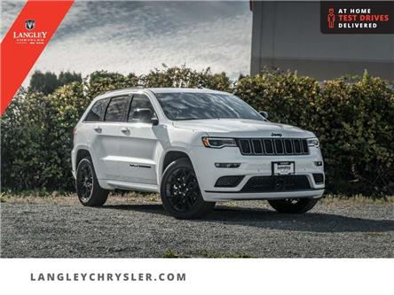 2021 Jeep Grand Cherokee Limited (Stk: M748937) in Surrey - Image 1 of 21