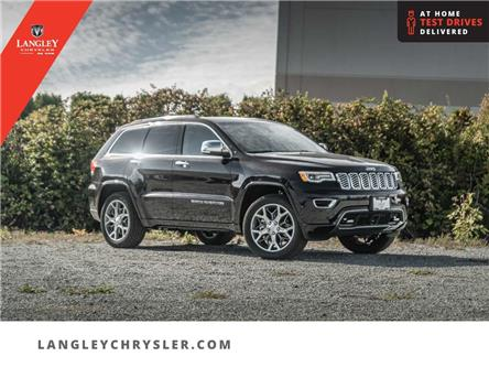 2021 Jeep Grand Cherokee Overland (Stk: M745918) in Surrey - Image 1 of 22