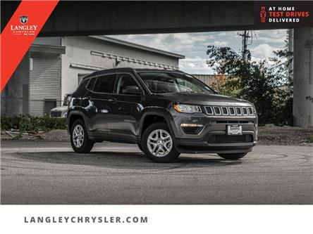 2021 Jeep Compass Sport (Stk: M585459) in Surrey - Image 1 of 20