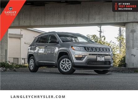 2021 Jeep Compass Sport (Stk: M585458) in Surrey - Image 1 of 21