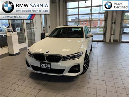 2020 BMW 330i xDrive (Stk: BU937) in Sarnia - Image 1 of 12