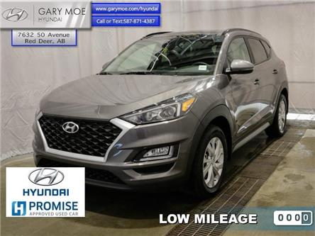 2020 Hyundai Tucson Preferred w/Sun and Leather (Stk: 2SF0075A) in Red Deer - Image 1 of 24