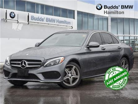2017 Mercedes-Benz C-Class Base (Stk: DH3434A) in Hamilton - Image 1 of 23