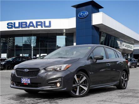 2019 Subaru Impreza 2.0i Sport-tech 5-dr Auto w-EyeSight >No accident< (Stk: P3722) in Toronto - Image 1 of 9