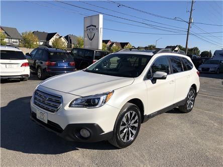2016 Subaru Outback 2.5i Limited Package (Stk: 21350A) in Ottawa - Image 1 of 24