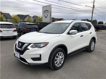 2017 Nissan Rogue SV (Stk: 21378) in Ottawa - Image 1 of 22