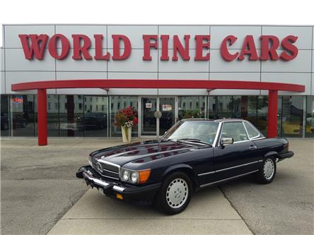 1988 Mercedes-Benz 560 SL  (Stk: 17974) in Toronto - Image 1 of 18
