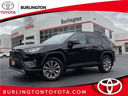 2019 Toyota RAV4 Limited (Stk: U11819) in Burlington - Image 1 of 23
