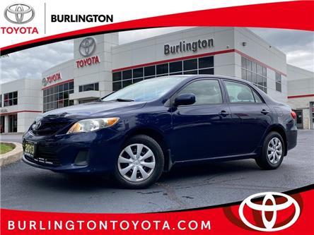 2013 Toyota Corolla CE (Stk: 210051A) in Burlington - Image 1 of 18