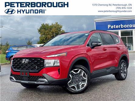 2022 Hyundai Santa Fe Urban (Stk: H13129) in Peterborough - Image 1 of 30
