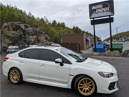 2018 Subaru WRX Sport (Stk: 12673) in Sudbury - Image 1 of 30